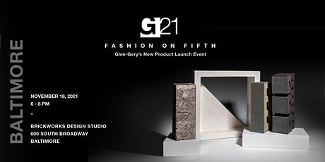 Baltimore - G21: Fashion on Fifth Product Launch tickets