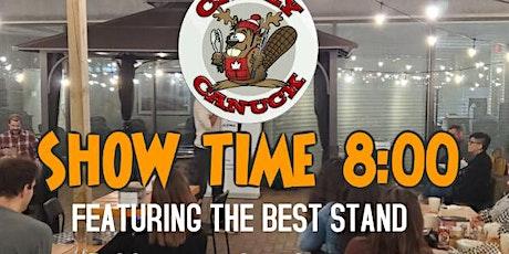 Rusty Nail Comedy #comedycomeback Nov 6th Ft. Ernie Vicente tickets