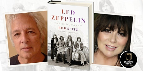 Bob Spitz in Conversation with Ann Wilson: Led Zeppelin: The Biography tickets