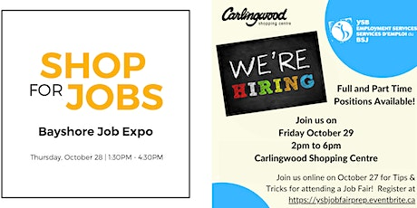Retail Hiring Event - How to Prepare for a Job Fair tickets