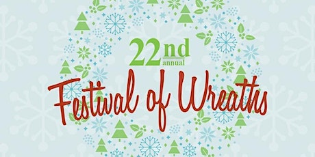 22nd Annual Festival of Wreaths - Live Auction Event tickets