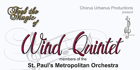 Feel the Magic of Wind Quintet tickets
