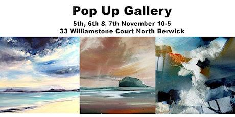 Pop up Gallery tickets