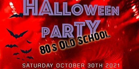 80s Old School Halloween Party tickets