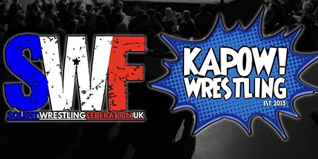 Wrestling live in Poole!! New for 2022 tour! tickets