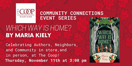 Introducing Local Author, Maria Kiely tickets