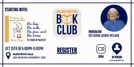 Dialogue Matters Book Club tickets