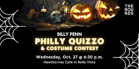 Billy Penn Philly Quizzo - October 2021 tickets