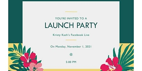 Book Launch Party tickets