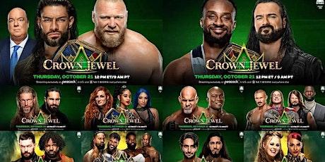 ONLINE-StrEams@!.WWE CROWN JEWEL Fight LIVE ON FrEE 21 Oct 2021 tickets