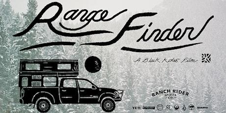 Range Finder Film Tour Salt Lake City, UT tickets