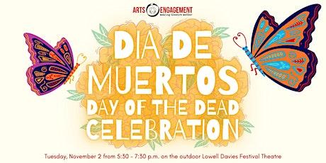 AXIS: Día de Muertos / Day of the Dead Celebration tickets