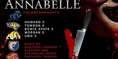 Annabelle : Biggest Halloween Party tickets