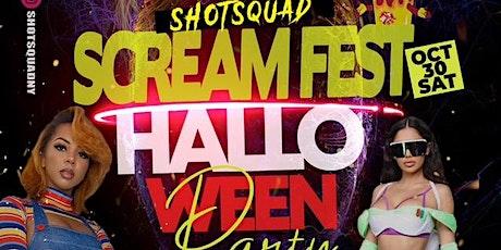 Scream Fest halloween party (for Buffalo) tickets