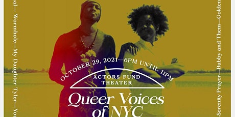 Queer Voices of NYC : Film Screening tickets