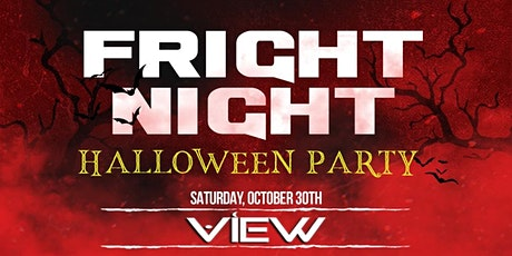 South bay's Fright Night Halloween Party tickets