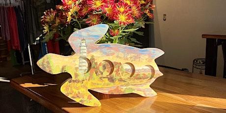 Paint a Flight Board: Fall Lighthouse tickets