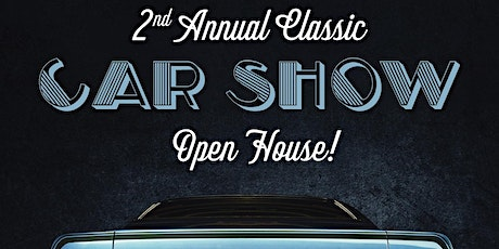 2nd Annual Classic Car Show tickets