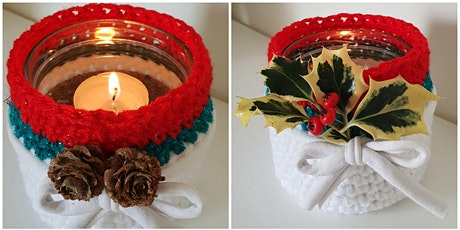 Crochet Covers for Glass Jars Workshop tickets