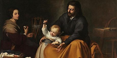 Trinitarian Relationship: Saint Joseph and the Holy Family tickets