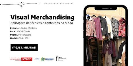 Olinda - Visual Merchandising com Aladim Monteiro ingressos