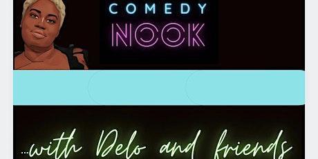 Delo & Friends: The Comedy Show tickets