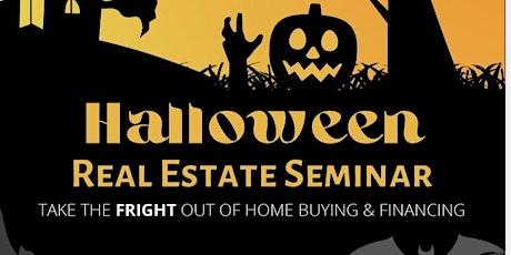 Halloween Real Estate Seminar tickets