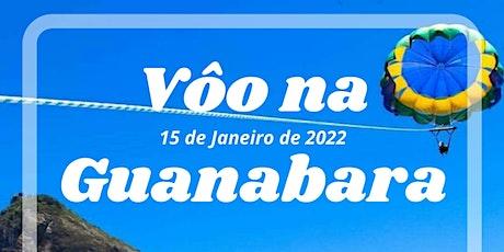 Vôo de Parasail no Rio tickets