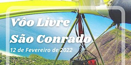 Vôo Livre em São Conrado tickets