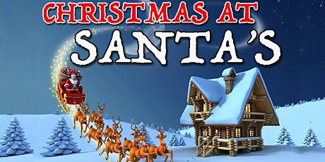 Christmas at Santa's - An Immersive Murder Mystery Experience tickets