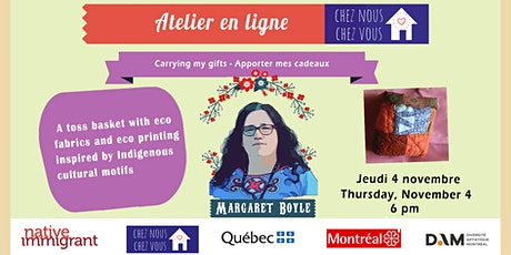 Carrying my gifts - Apporter mes cadeaux billets