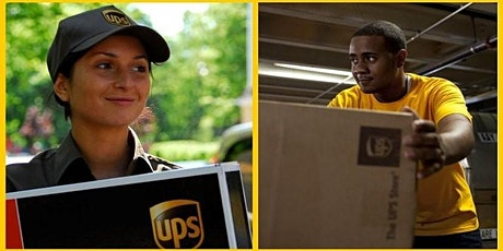 UPS Job Fair-Hiring on the Spot! tickets
