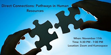 Direct Connections: Pathways in Human Resources tickets