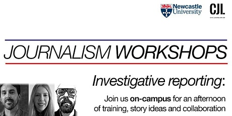 Investigative reporting: on-campus training and workshops tickets