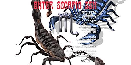 "RUTS World Cabaret ""Scorpio Szn"" tickets"
