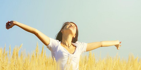 Manage Stress and Anxiety-Tap into your Happiness tickets
