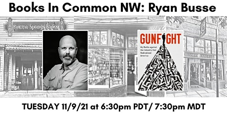 Books in Common NW: Ryan Busse tickets
