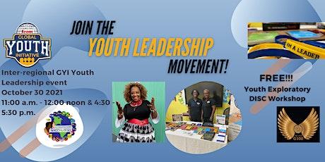 Caribbean - Inter regional GYI Youth Leadership Event tickets