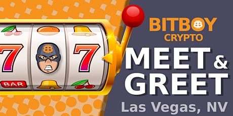 Bitboy Crypto Vegas Meetup tickets