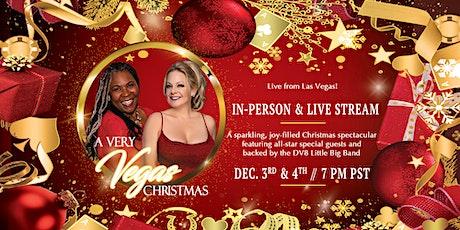 A Very Vegas Christmas tickets