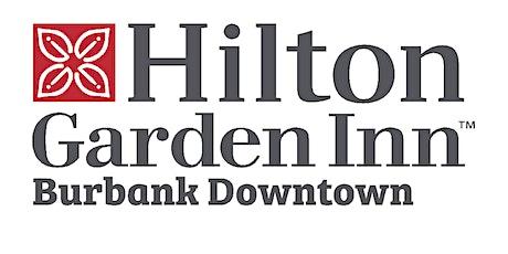 Hilton Garden Inn Burbank - KOSF - For Burbank YMCAs Social Impact Center tickets