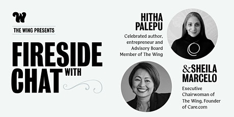 FIRESIDE CHAT WITH HITHA PALEPU & SHEILA MARCELO tickets