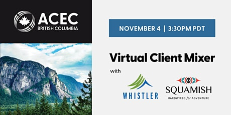 2021 Virtual Client Mixer: Whistler and Squamish tickets