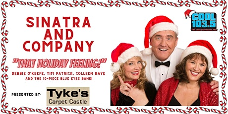 """Sinatra and Co. """"That Holiday Feeling"""" Concert - Brainerd tickets"""