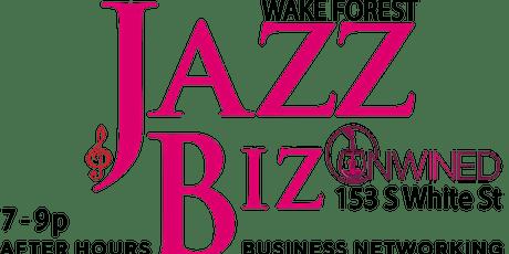 JazzBiz - Wake Forest tickets