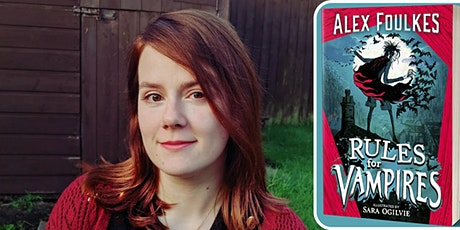Rules for Vampires Bookclub - Meet the Author! tickets