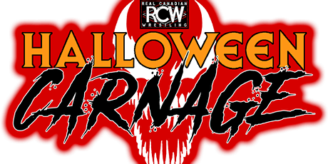 RCW HALLOWEEN CARNAGE tickets