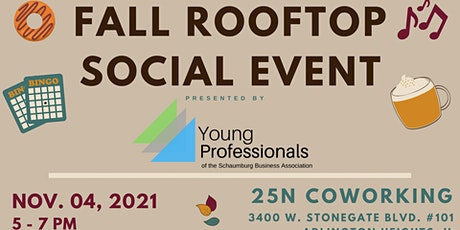 Fall Rooftop Networking Social tickets