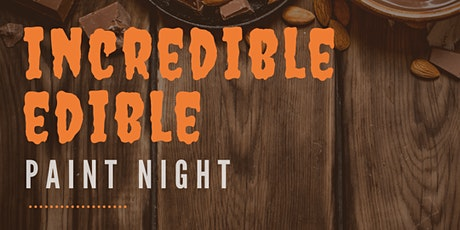 Incredible Edible Paint Night - Chocolate Paint Party tickets