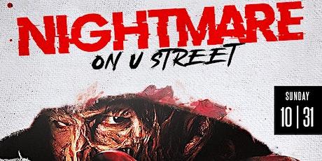Nightmare on U Street tickets
